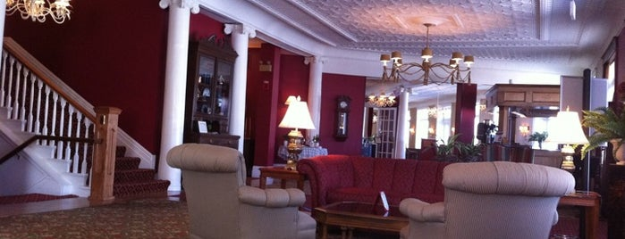 Stafford's Perry Hotel is one of Best Places to Check out in United States Pt 3.