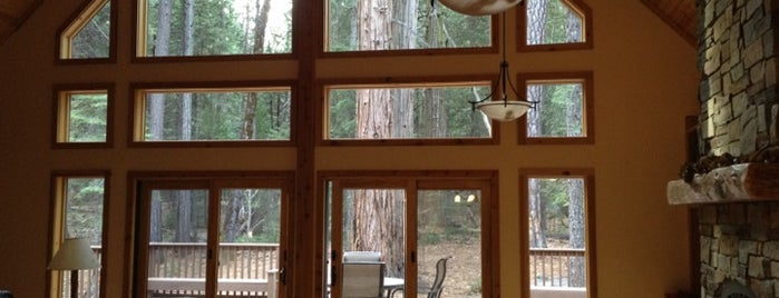 Evergreen Lodge at Yosemite Groveland is one of Beyond the Peninsula.