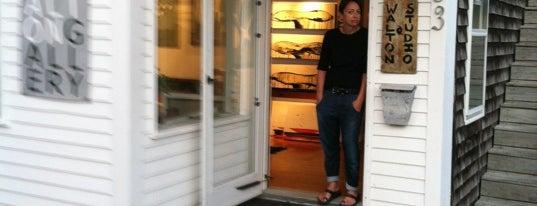 TJ Walton Gallery is one of Provincetown.