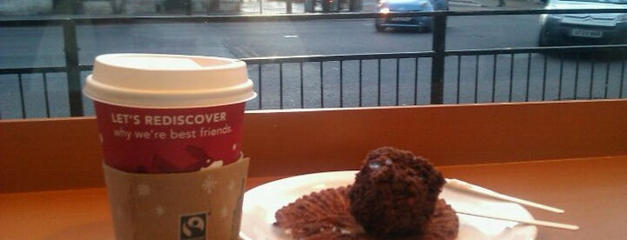Starbucks is one of Foodies.