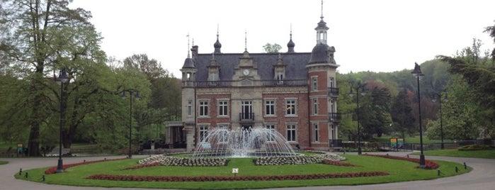 Kasteel van Huizingen is one of Uitstap idee.