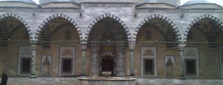 II. Bayezid Camii is one of Edirne Rehberi.