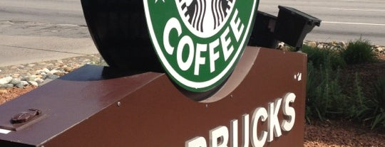 Starbucks is one of Good food here.