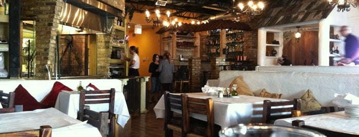 Melanthios Greek Char House is one of Chicago Restaurant To-Do List.