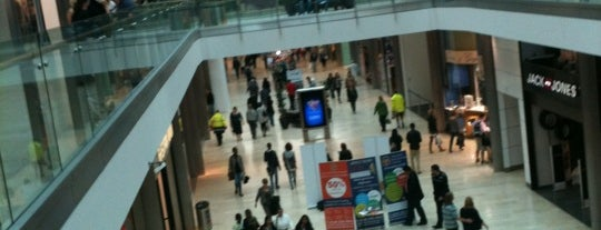 Highcross Shopping Centre is one of Places to pee in Leicester & Loughborough.