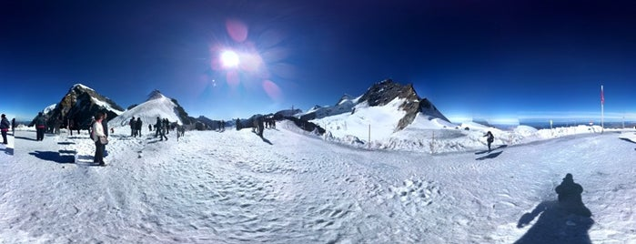 Jungfraujoch (3454m) is one of Best of World Edition part 2.