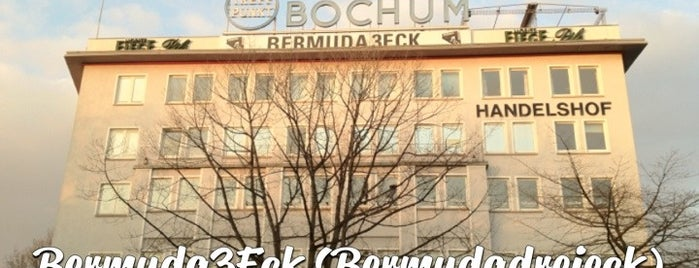 Bermuda3Eck (Bermudadreieck) is one of 4sqRUHR Bochum #4sqCities.