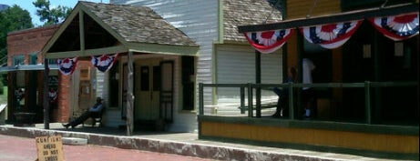 Dallas Heritage Village is one of Dallas's Best Museums - 2012.