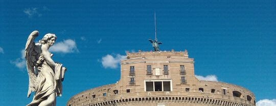Castel Sant'Angelo is one of Best of World Edition part 2.