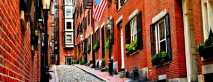 IWalked Boston's Beacon Hill (Self-guided tour)