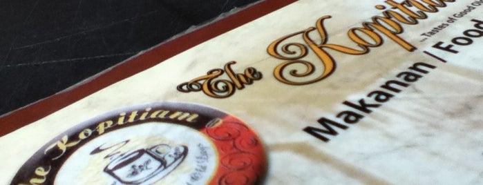 The Kopitiam is one of Cafe & Kopitiam.
