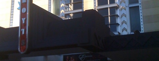 Hoyts Cinemas is one of The Entertainment Quarter.