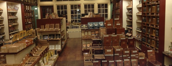 Holt's Cigar Company is one of The 15 Best Places with Good Service in Philadelphia.