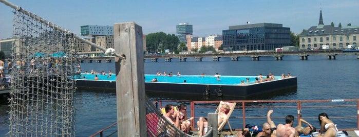 Badeschiff Berlin is one of Incredible Pools.