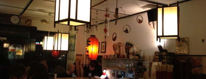 Musashi is one of Japanese Food in Berlin.
