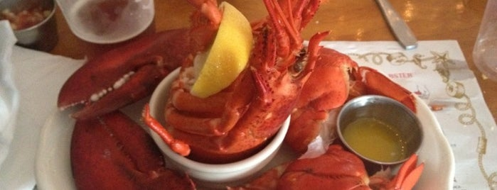 The Nantucket Lobster Trap is one of Great clam shacks.