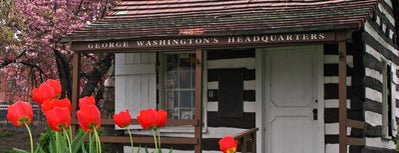 George Washington's Headquarters is one of Cumberland, Maryland Must See & Do!.