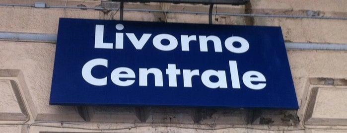 Stazione Livorno Centrale is one of Free Wi-Fi.