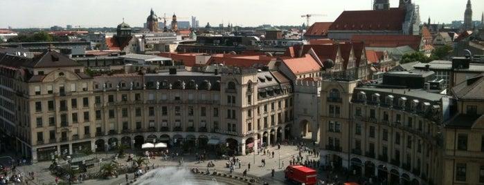 Karlsplatz (Stachus) is one of Germany.