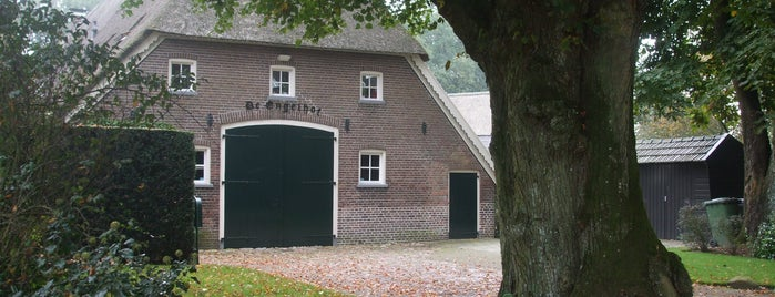Westenesch is one of The highlights of Emmen.
