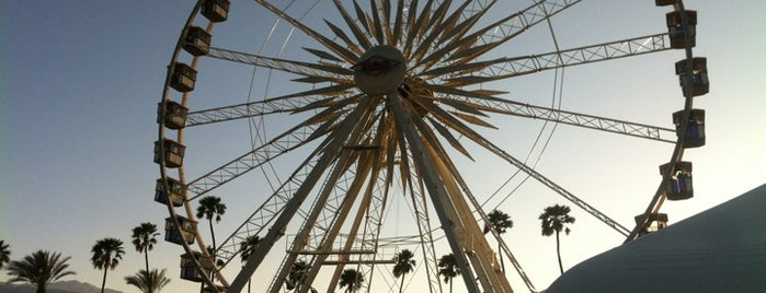 Coachella Valley Music and Arts Festival is one of Places to Lip Sync For Your Life!.