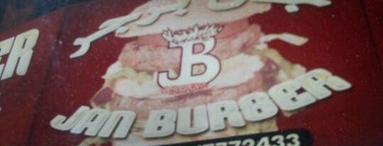Jan Burger is one of Burgers Top Picks - Bahrain.