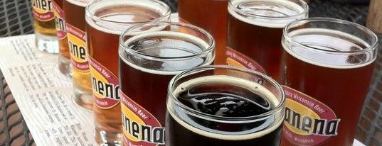 Tyranena Brewing Co is one of Beer / RateBeer's Top 100 Brewers [2015].