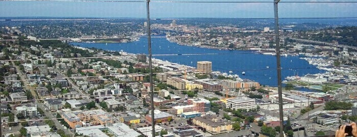 Space Needle: Observation Deck is one of I love Seattle!.