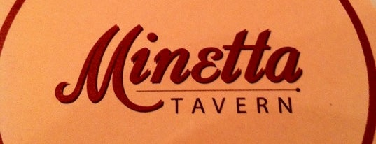 Minetta Tavern is one of Dates <3.