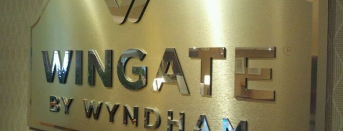 Wingate by Wyndham Chattanooga is one of Layover Hotels.
