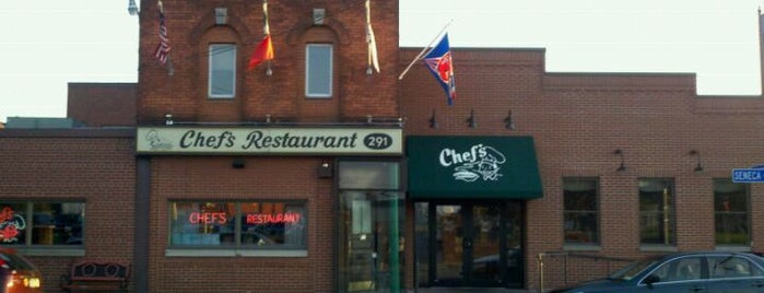 Chef's Restaurant is one of Buffalo Local Restaurant Week.
