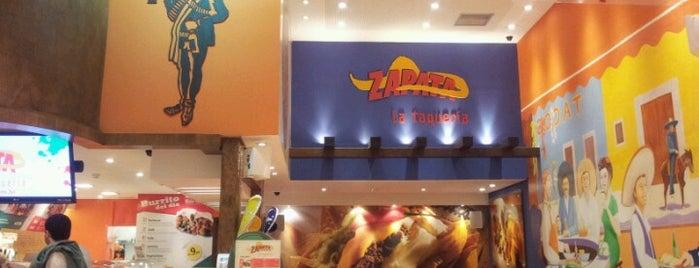 Zapata La Taquería is one of Bares & Restaurantes.