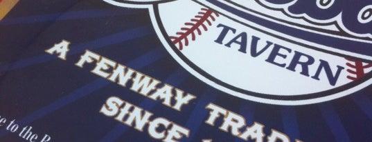 The Baseball Tavern is one of USA Boston.
