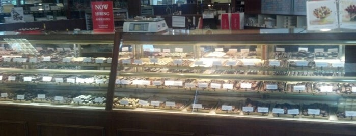 Harry Londons Chocolate is one of Best Places to Check out in United States Pt 3.