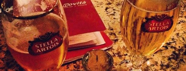 Novita Wine Bar & Trattoria is one of Brunch/dining spots.
