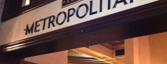 The Metropolitan is one of WATER CLUB & BORGATA.
