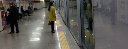 Cheonggu Stn. is one of Subway Stations in Seoul(line5~9).
