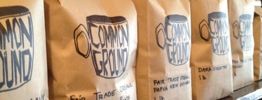 Common Ground Coffee is one of Must-visit Food in Grand Rapids.