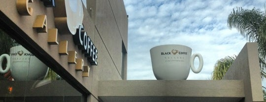 Black Coffee Gallery by Amador Montes is one of KFESSS.