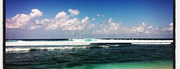 Greenbowl Beach is one of Bali.