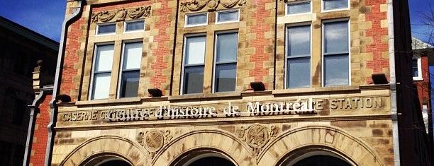 Centre d'histoire de Montréal is one of Carte accès Montréal.