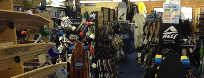 Outer Banks Boarding Company is one of Places in the OBX.