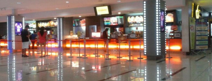 Golden Screen Cinemas (GSC) is one of Top 10 places to try this season.