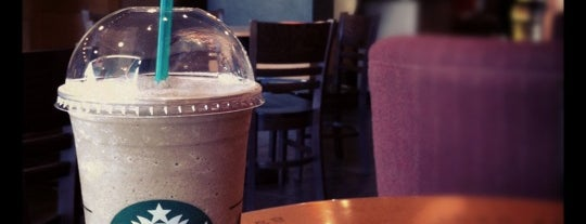 Starbucks is one of Makan @ Utara #2.