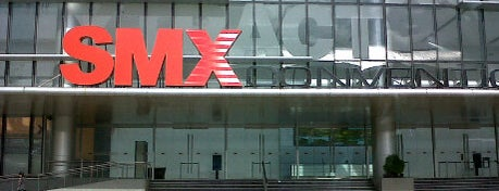 SMX Convention Center is one of Manila.