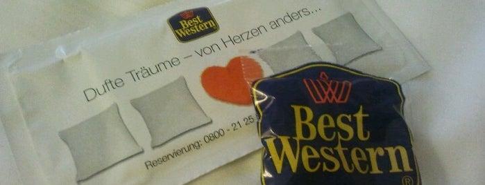 Best Western Hotel Kantstrasse Berlin is one of Berlin / Germany.