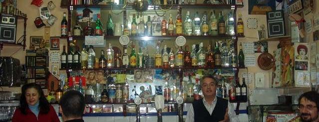 El 2 de Sagasta Vinos is one of Madrid: de Tapas, Tabernas y +.