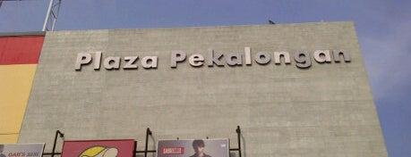 Plaza Pekalongan is one of Pekalongan World of Batik.
