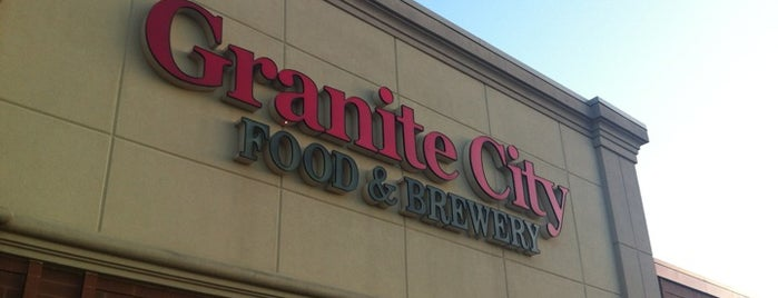 Granite City is one of QC/Iowa.