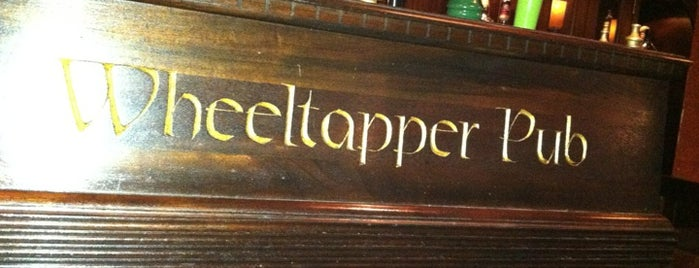 The Wheeltapper Pub is one of Outdoor & Rooftop.